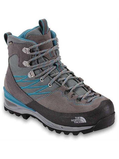 The North Face W's Verbera Lightpacker GTX Griffin Grey/Flamenco Blue (C0C)